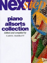 Next Step Piano Course Allsorts Collection - Piano Solo