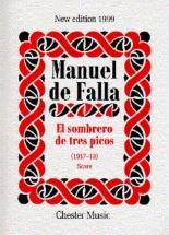 Manuel De Falla - Manuel De Falla - El Sombrero De Tres Picos - Mezzo-soprano