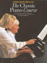 The Classic Piano Course Omnibus Edition - Piano Solo
