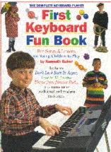 Baker Kenneth - The Complete Keyboard Player - First Keyboard Fun