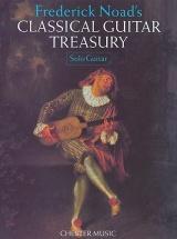 Noad Frederick M - Classical Guitar Treasury - Guitar