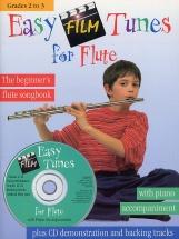 Easy Film Tunes For Flute - Flute