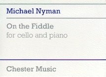 Nyman Michael - On The Fiddle - Violoncelle Et Piano
