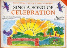 Mary Thompson - Sing A Song Of Celebration - Pvg
