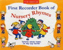 First Recorder Book Of Nursery Rhymes - Recorder