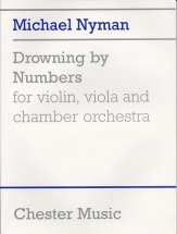 Michael Nyman - Drowning By Numbers Music Score To Film - Violin