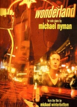 Nyman Michael - Wonderland - Solo Piano - From The Film - Piano Solo
