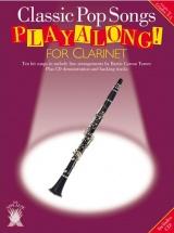 Classic Pop Songs - Clarinet
