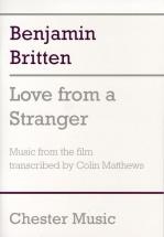 Benjamin Britten : Livres de partitions de musique