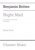 Benjamin Britten - Night Mail - Ensemble