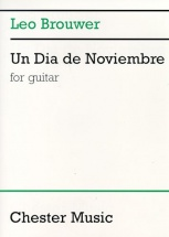 Un Dia De Noviembre - Guitar