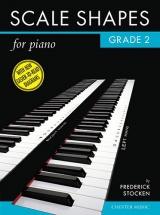 Frederick Stocken Scale Shapes For Piano Grade 2 P - Piano Solo