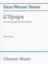 L'upupa Und Der Triumph Der Sohnesliebe - Opera