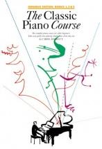 Classic Piano Course, Small Format - Books 1-3 - Piano Solo