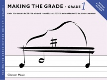 Making The Grade - Grade 1 - Piano Repertoire - Piano Solo
