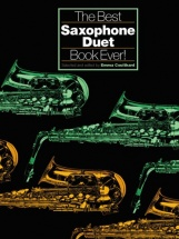 Coulthard Emma - The Best Saxophone Duet Book Ever! - Wind Ensemble