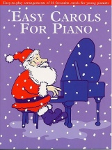 Easy Carols- Piano Solo