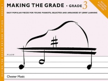 Making The Grade Grade Three Revised Edition - Piano Solo