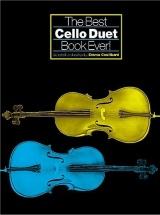 VIOLONCELLE 2 Violoncelles (duo) : Livres de partitions de musique