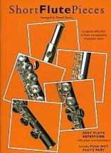 Short Flute Pieces - Flute