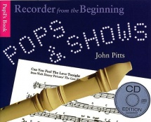 Pitts John - Pops And Shows - Recorder From The Beginning - Recorder