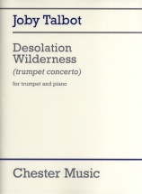 Talbot Joby - Desolation Wilderness For Trumpet And Piano - Trumpet