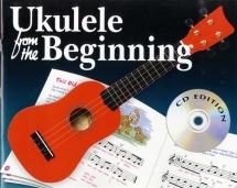Ukulele From The Beginning + Cd - Ukulele
