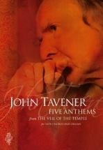 Tavener John - Veil Of The Temple Anthems Tavener - Satb