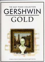 Gershwin George - Gold Easy Piano Collection