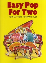 Easy Pop For Two Very Easy Pops For Piano Duet - Piano Duet