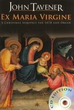 John Tavener Ex Maria Virgine - Organ Accompaniment