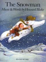 Blake Howard - Blake Howard The Snowman Piano Score - Piano Solo