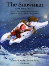 Blake Howard - Blake The Snowman Easy Piano Suite - Piano Solo
