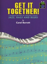 Barratt Carol - Get It Together Chesters Easiest Jazz Collection - Piano Solo