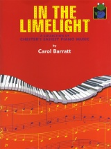 Barratt Carol - In The Limelight Chesters Easy Jazz Collection - Piano Solo