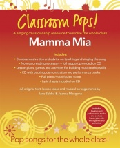 Abba - Classroom Pop Songsheets Mamma Mia! + Cd - Pop