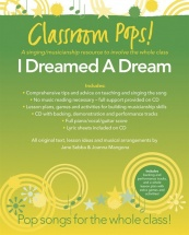 Classroom Pop Songsheets I Dreamed A Dream Piano/vocal/guitar + Cd - Musicals