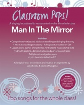 Classroom Pop Songsheets Man In The Mirror + Cd - Pvg