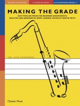 Jerry Lanning - Making The Grade Omnibus Edition - The Saxophone Grades 1-3 - Alto Saxophone