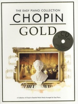 Chopin - The Easy Piano Collection - Chopin Gold - Piano Solo