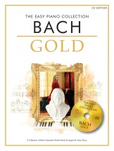 Bach - The Easy Piano Collection - Bach Gold - Piano Solo