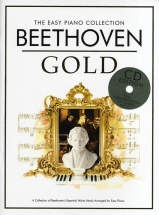 Beethoven - The Easy Piano Collection - Beethoven Gold - Piano Solo