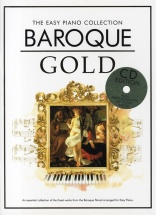 The Easy Piano Collection - Baroque Gold - Piano Solo
