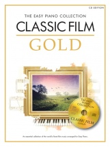 The Easy Piano Collection - Classic Film Gold - Piano Solo
