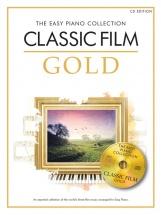 The Easy Piano Collection - Classic Film Gold - Piano Solo