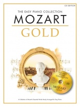 Mozart - The Easy Piano Collection - Mozart Gold - Piano Solo