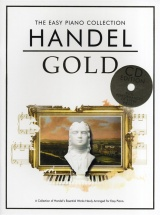 Handel - The Easy Piano Collection - Handel Gold - Piano Solo