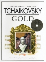 Tchaikovsky - The Easy Piano Collection - Tchaikovsky Gold - Piano Solo