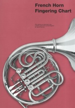 Chester French Horn Fingering Chart - Horn