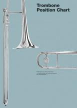 Trombone Position Chart - Trombone